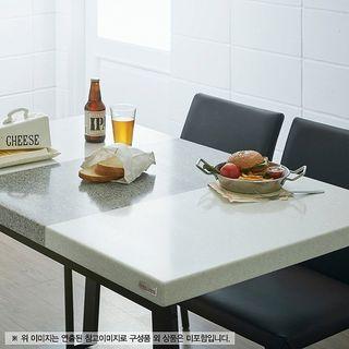한샘 프레임 스틸 대리석 4인 식탁(의자미포함, 4종/택1), 253430원, GSSHOP