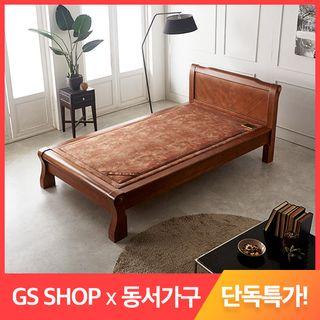 [동서가구]미송 편백나무 황토볼 흙침대 슈퍼싱글 (SS), 449000원, GSSHOP