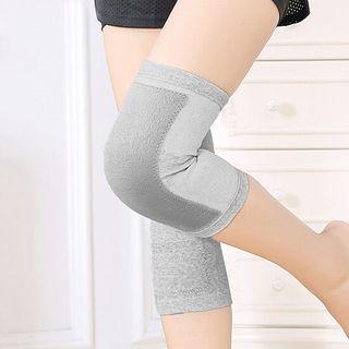 [윈트리]스판덱스 방한 무릎보호대 / 2p 기모 무릎워머, 6190원, GSSHOP