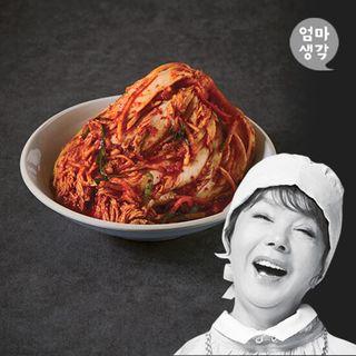 김수미의 엄마생각 김치 9Kg, 49900원, GSSHOP