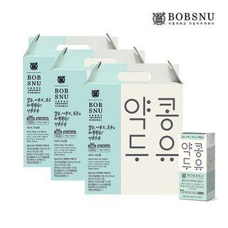 서울대 쌀눈으로 더 똑똑한 약콩두유 190mlx16팩 x3박스, 55900원, GSSHOP