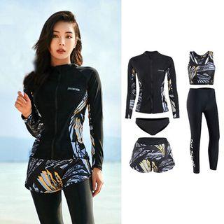 티나 M~3XL 여자래쉬가드세트 빅사이즈래쉬가드 집업 여자수영복, 36900원, GSSHOP