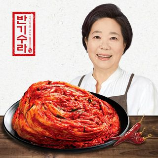 [양희경의반기수라] 서울식 생 포기김치 10kg 국내산농산물사용, 39900원, 홈&쇼핑