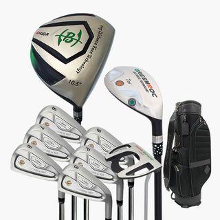 남자 골프채풀세트 남성 골프클럽 풀세트 버팔로 SG, 919770원, 홈&쇼핑