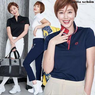 [밀라숀] 여성 멀티 라운딩 카라 티셔츠 4종택1, 13170원, 홈&쇼핑