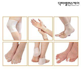 장재근의 닥터밸런스케어 프리미엄/무릎보호대+손목보호대+발목보호대+발가락링, 33300원, 홈&쇼핑