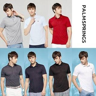 [팜스프링스] 남성 골프 카라 티셔츠, 39000원, 홈&쇼핑
