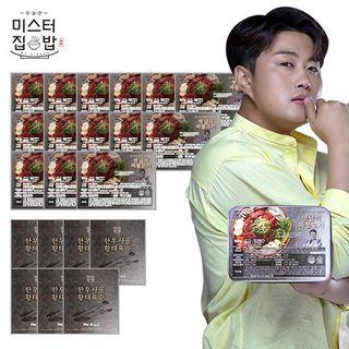 [미스터집밥]김호중 파불고기 총 21팩 (불고기 14팩+육수 7팩), 53910원, 홈&쇼핑