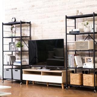 [TV홈쇼핑 동일] 원터치 5단 폴딩선반, 63060원, 홈&쇼핑