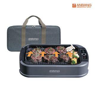 (인기) 연기잡는 안방그릴(AB301) +  전용 휴대용 가방, 169000원, 롯데홈쇼핑