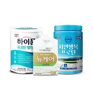 온 가족 건강 기능식품! 프로틴 특집전, 139000원, 롯데홈쇼핑