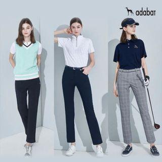 아다바트 여성 컴포터블 라운딩 팬츠 3종, 138000원, 롯데홈쇼핑