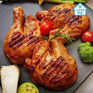 비비큐 [냉동마트] BBQ 자메이카 통다리 바베큐 170g, 2990원, 롯데홈쇼핑
