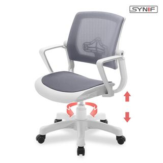 시니프 시니프 에어웰 메쉬의자 W250 컴퓨터 학생 책상의자, 110920원, 롯데홈쇼핑