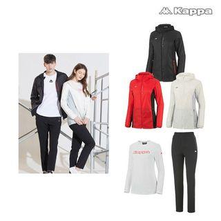카파 여성 ACTIVE-GEAR 셋업 3종 (자켓+팬츠+티셔츠), 58000원, 롯데홈쇼핑