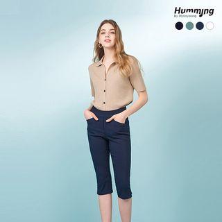 [Humming]허밍바이현영 썸머 크롭 6부 팬츠 4종, 58000원, 롯데홈쇼핑