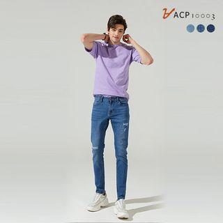 [ACP]ACP 썸머 라이트 남성 데님 3종, 49000원, 롯데홈쇼핑