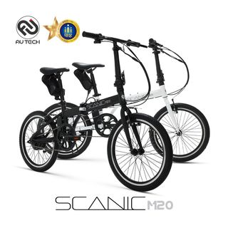 에이유테크 AU테크 스카닉 M20 24V 5Ah 20인치 전기자전거, 379050원, 롯데홈쇼핑