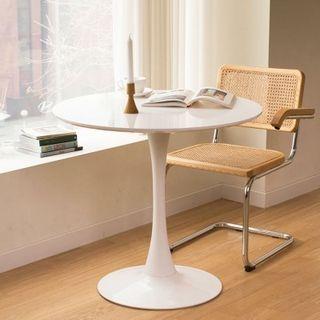 텐바이텐 하이그로시 릴리 800 원형 테이블 식탁, 83660원, 롯데홈쇼핑