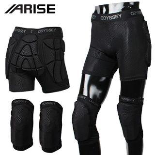 어라이즈 [어라이즈](AWOD002) 스키/보드 엉덩이+무릎 보호대세트, 39600원, 롯데홈쇼핑