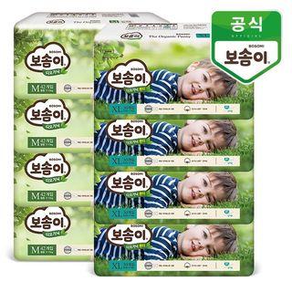 보솜이 디오가닉 밴드/팬티 기저귀 x 8팩 + 가습기, 101800원, 롯데홈쇼핑