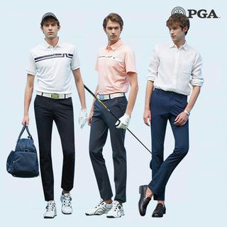 PGA 남성 썸머 에어홀릭 라운딩팬츠 3종, 69000원, 롯데홈쇼핑