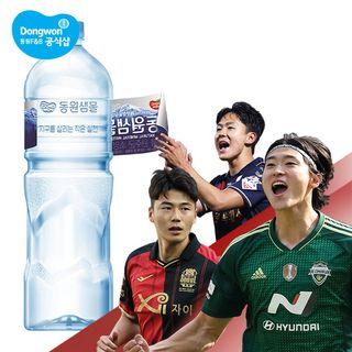 동원 F&B [동원 F&B]동원 샘물 2L x 6병, 3600원, 롯데홈쇼핑