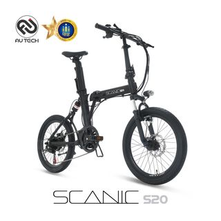 에이유테크 AU테크 스카닉 S20 36V 5Ah 20인치 전기자전거, 742140원, 롯데홈쇼핑