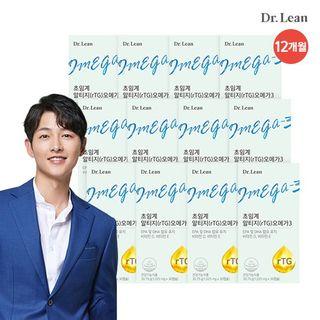 [12개월분] 닥터린 초임계 알티지오메가3 12박스, 129000원, 롯데홈쇼핑