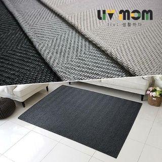 리브맘 자가드 헤링본 러그 사각 카페트(200x270cm), 85900원, 신세계TV쇼핑