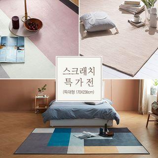 스크래치 브리티쉬노만 러그카페트 XL 170x230cm, 43610원, CJ오쇼핑