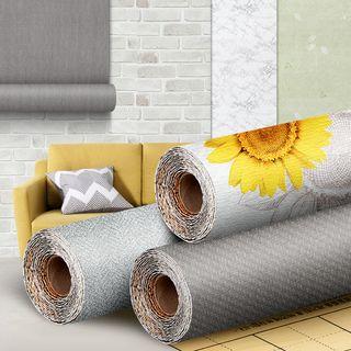 간편시공 붙이는 실크벽지 스티커식 셀프도배지 곰팡이방지 시트지, 7590원, CJ오쇼핑