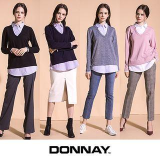 [오플]도네이 여성 프리미엄 기모 레이어드 셔츠 4종 19FW, 39000원, CJ오쇼핑