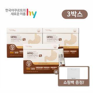 한국야쿠르트 건강기능식품 윌 3개월분, 134000원, CJ오쇼핑