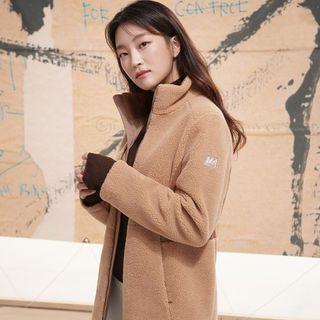 장미쉘바스키아 20FALL 여성 플리스자켓, 69000원, CJ오쇼핑