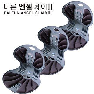 바른엔젤체어 1+1+1 [블랙], 98000원, CJ오쇼핑