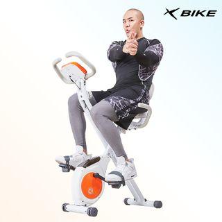 실내자전거 숀리 엑스바이크 접이식 헬스싸이클 G1, 148000원, CJ오쇼핑