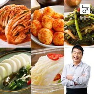 늘품은 포기김치 7kg외 (김하진이 추천한 김치), 11500원, NS홈쇼핑
