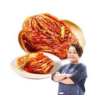 빅마마 포기김치 11kg, 48900원, NS홈쇼핑