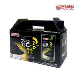 [삼육두유] 검은콩&칼슘 두유 190ml x 60팩 3BOX, 25500원, NS홈쇼핑