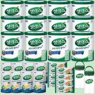 매일유업 코어프로틴플러스 12캔+셀렉스 프로틴 키트 2박스+셀렉스 보틀 2개미리주문최대10%할인, 248900원, NS홈쇼핑