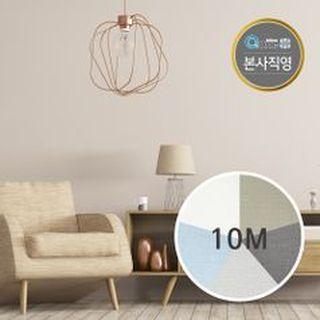 [eTV]쿠셔니 실크벽지 10M+이형지 제거스티커, 97200원, NS홈쇼핑