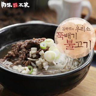 [11+1팩] 김하진  우리소  뚝배기불고기 12팩 (7.2kg) !, 49900원, 아임쇼핑