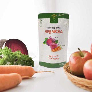 리얼팜 ABC주스 사과,비트,당근 무첨가 생과즙100% NFC저온착즙 쥬스, 49800원, CJ오쇼핑