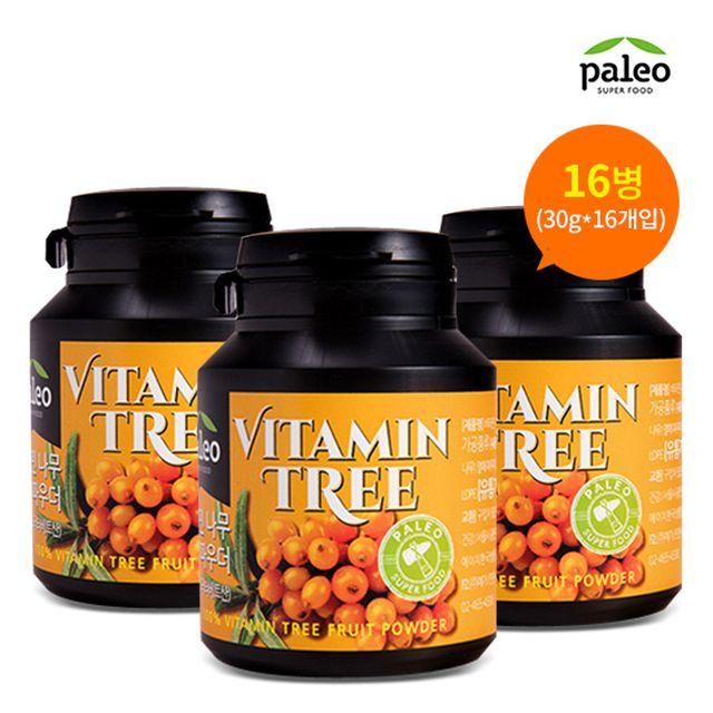팔레오 비타민나무 16병(30g*16개입)