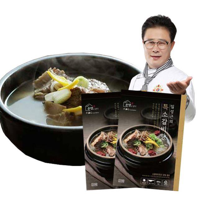 [릴레이팡팡 상품] 임성근의 영양 특 소갈비탕 10팩