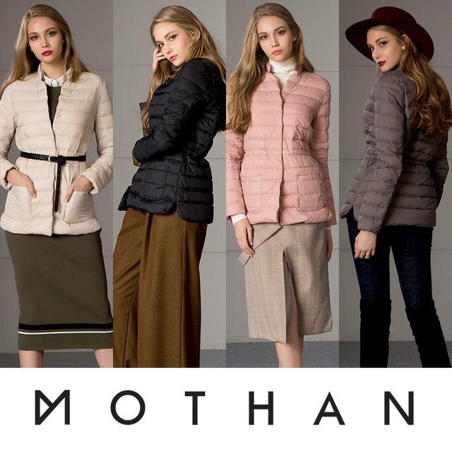 모덴 로맨틱 구스다운 재킷