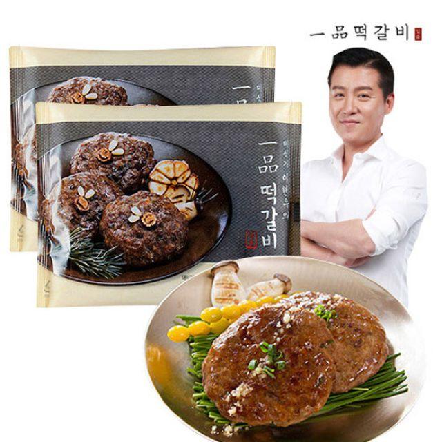 이현우 일품 떡갈비 80g * 40장 (총 3.2kg)