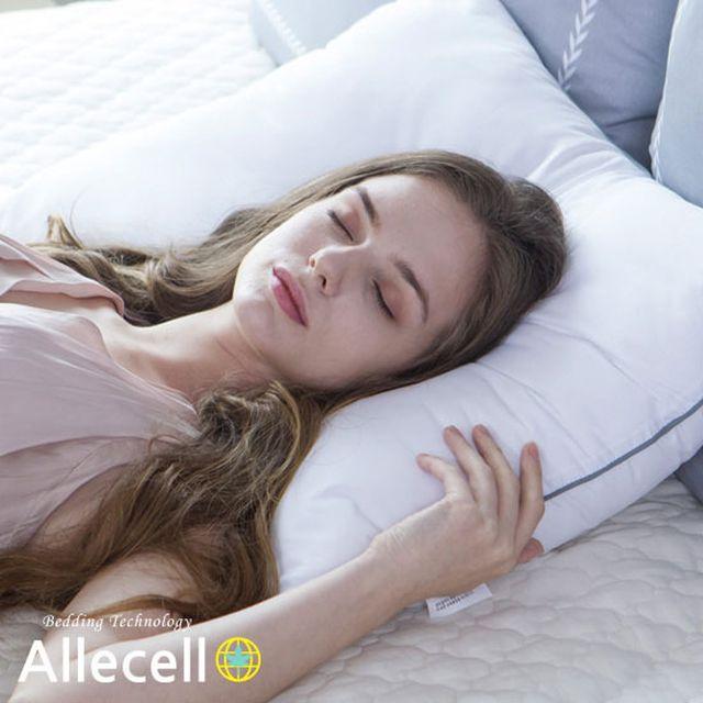 알러셀] 진드기 통과방지 기능성 베개솜 4개 세트