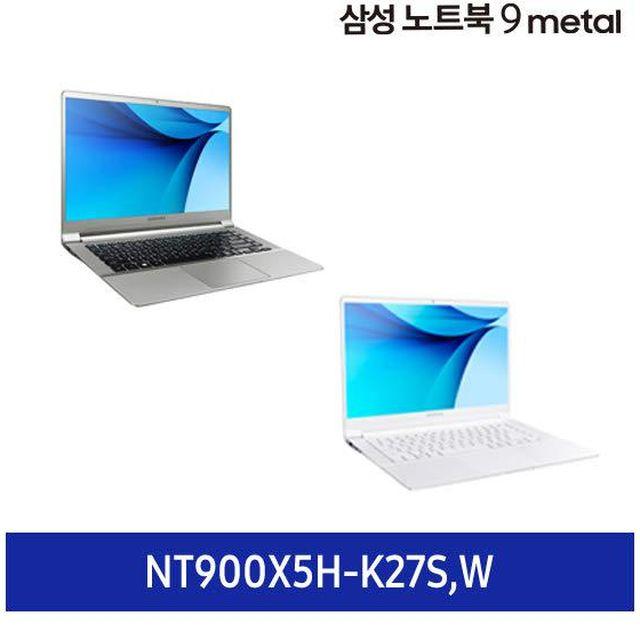 삼성노트북 9메탈 고급팩[NT900X5H-K27S/W] + 삼성 복합기 패키지[SL-J1660]